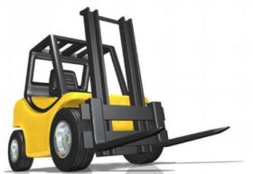 厂家解析什么是叉车的载荷中心距及侧移架的材质